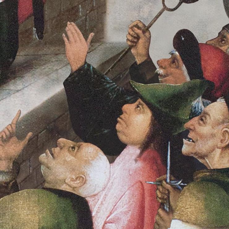 JHERONIMUS BOSCH ANIMATED PAINTINGS
